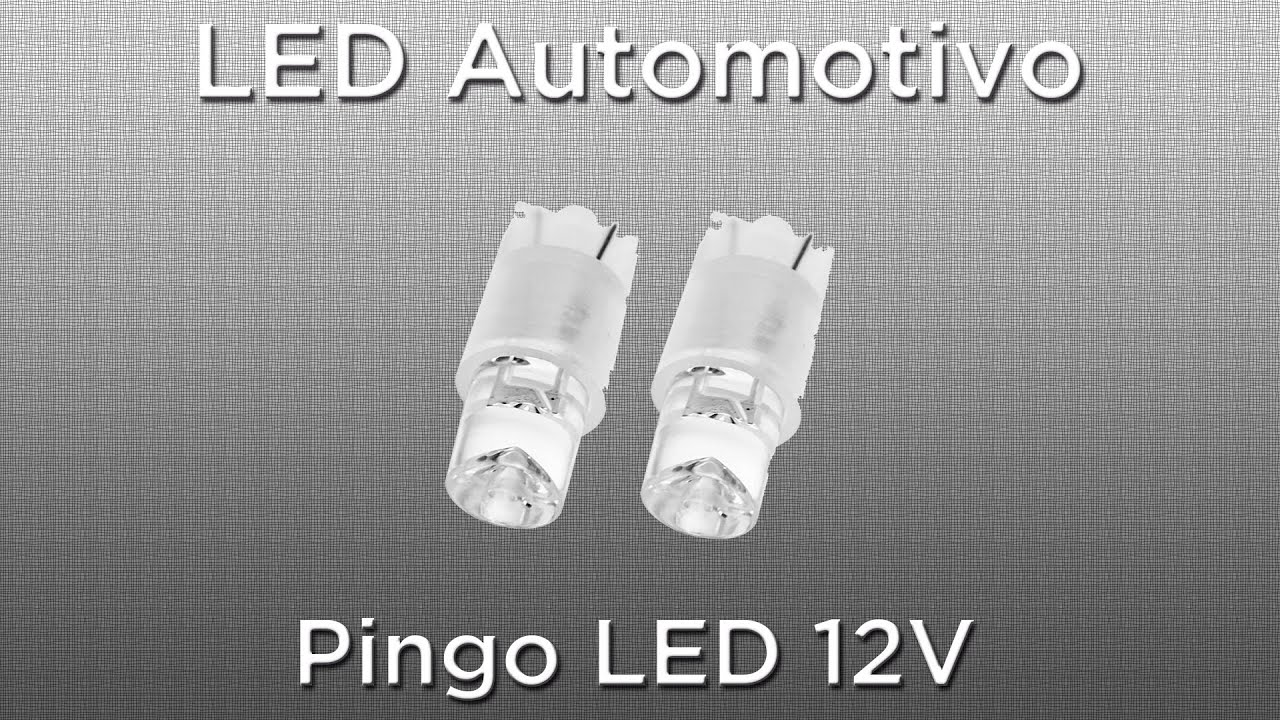 Lanterna Super Led Super Led Automotivo 12v 1w