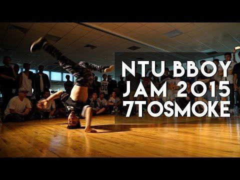 7ToSmoke | NTU Bboy Jam 2015 | RPProductions