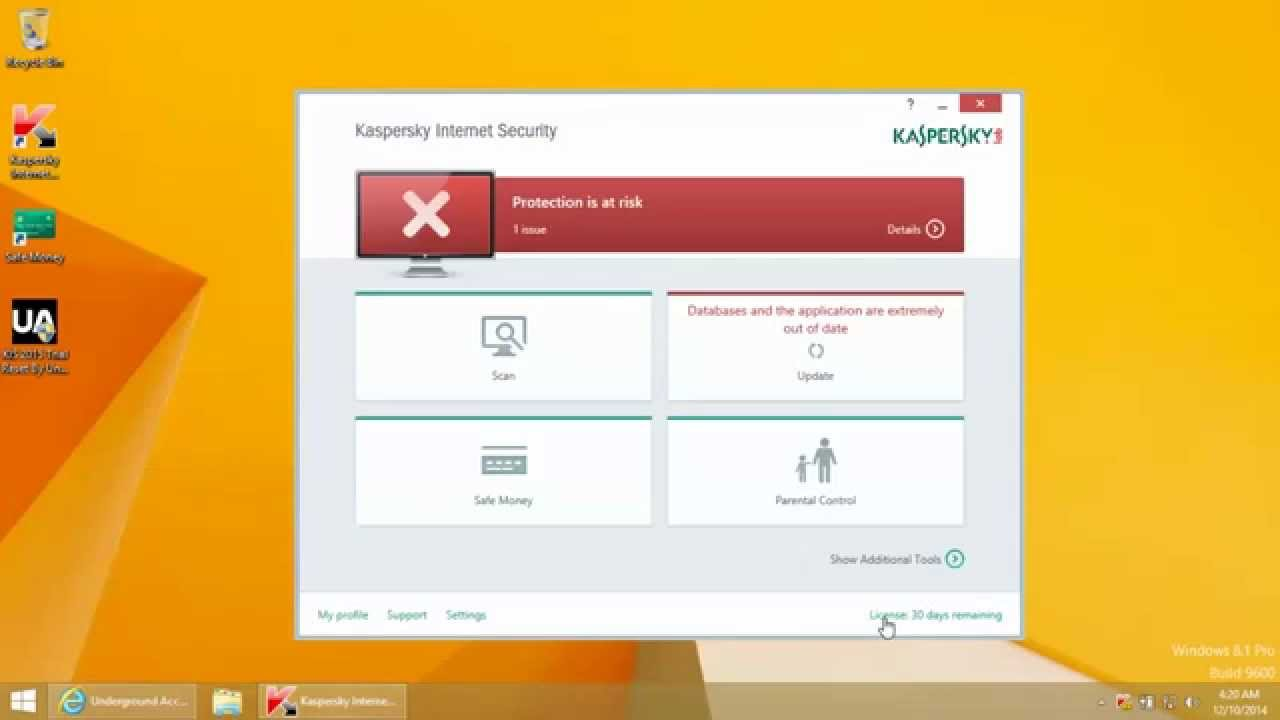 Kaspersky endpoint security 8 kaspersky endpoint security 10