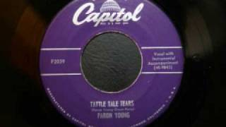 Watch Faron Young Tattle Tale Tears video