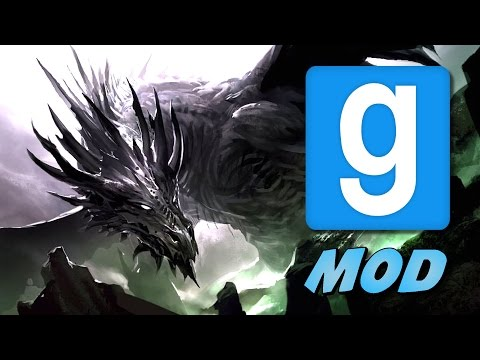 Garry's Mod: EPIC!!……Fail Dragon Fight Mod Showcase