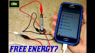 FREE ENERGY Magnetic Resonator?