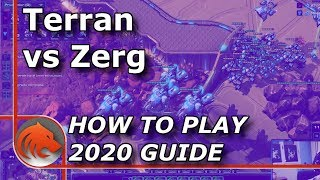 How to Play Terran vs Zerg in 2020 (Bio Terran Guide by Beastyqt)