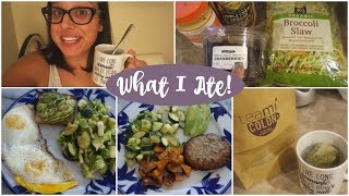 What I Eat In A Day | Weight Watchers Freestyle | Paleo Lifestyle | 3/19