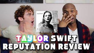 Download Lagu Taylor Swift - Reputation Album Review Gratis STAFABAND