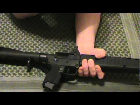 Kel Tec Sub 2000 9mm Carbine Review