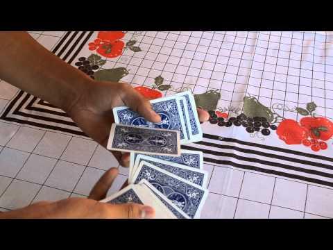 Técnicas com o Baralho 5 Como controlar a carta Herman Pass