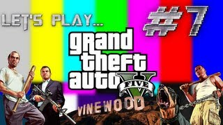Grand Theft Auto 5 (GTA V) - Part 7: It's My Turn! - Glitch Gasm