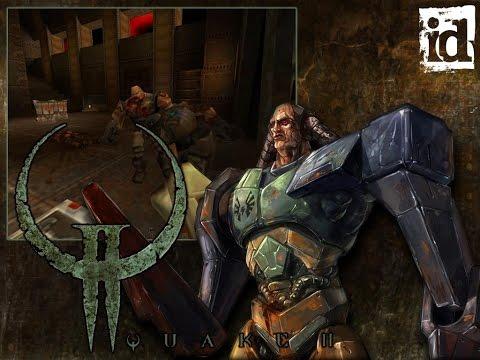 Quake 2 #3 - Strogg's Diamond Mines And Processing Plant