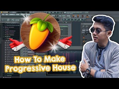 How To Make Progressive House Music Fl Studio