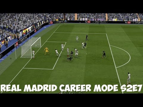 FIFA 15 Real Madrid Career Mode - Madrid Derby Magic - S2E7