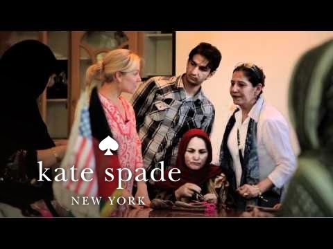 kate spade new york international women for women video