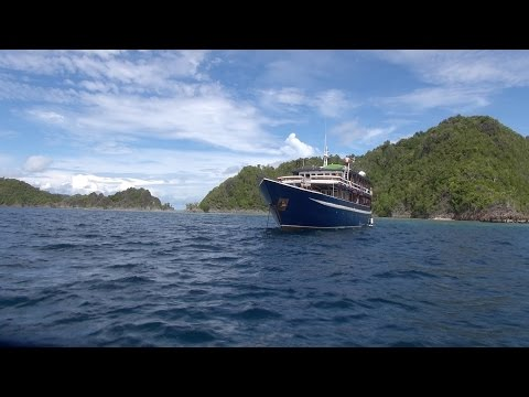 Mv Ambai Introdction Video Clip, Wallacea Dive Cruise (3 Mns) video