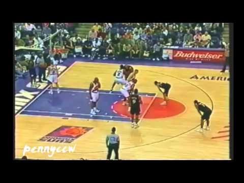 Allen Iverson Highlights vs Jason Kidd the Suns 97/98 *Derrick Coleman Game Winner!!