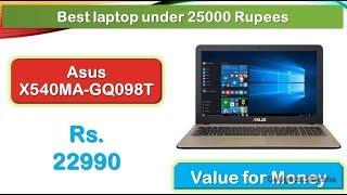 3 Best Laptop Under 25000 Rupees (हिंदी में)   HP Laptop   Asus Laptop