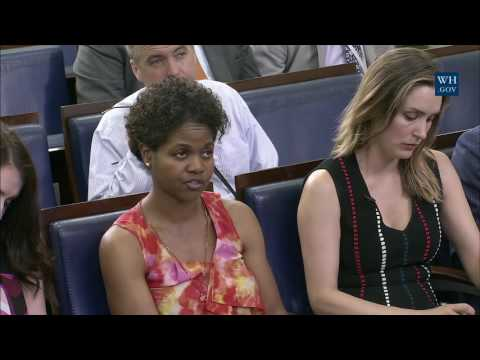 7/14/16: White House Press Briefing