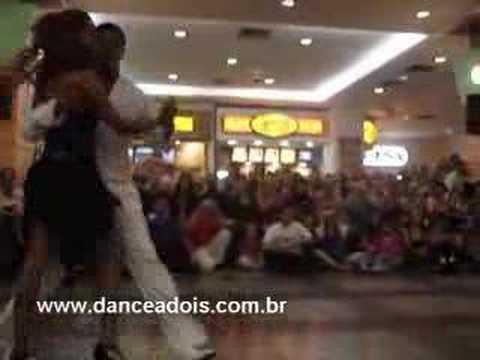 Danceadois.com.br - Sheila Aquino e Marcelo Chocolate