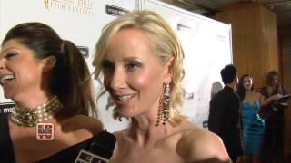 Anne Heche Interview at Beverly Hills Film Festival 2012