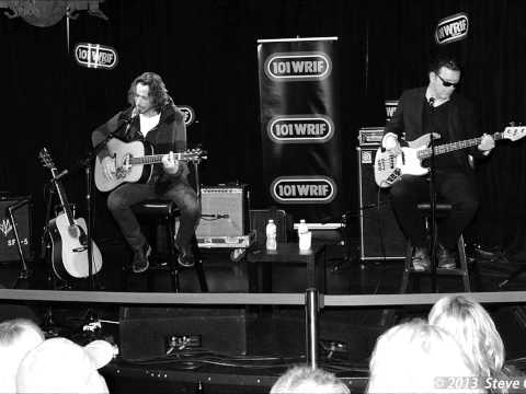 Soundgarden unplugged - WRIF 4/22/2013