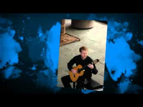 Rob Reid Plays Jorge Morel - Sonatina - First Movement