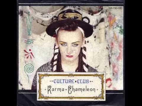 CULTURE CLUB - Karma Chameleon (EXTENDED REMIX)