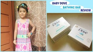 DOVE BABY SOAP & BODY LOTION REVIEW