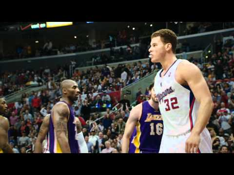 Blake Griffin Posterizes Pau Gasol - Never before seen angle!