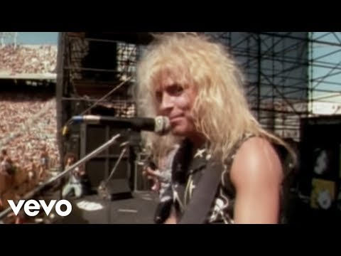 Poison - I Won't Forget video