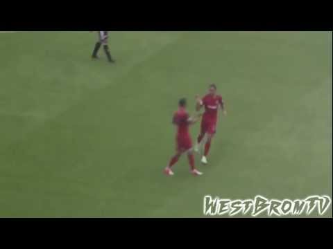Peter Odemwingie Screamer against Sheffield Wednesday HD