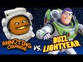 Annoying Orange vs Buzz Lightyear! thumbnail