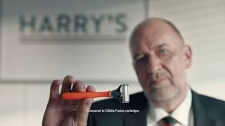 Harry's - Meet the Shaving Company That's Fixing Shaving [60 sec]
