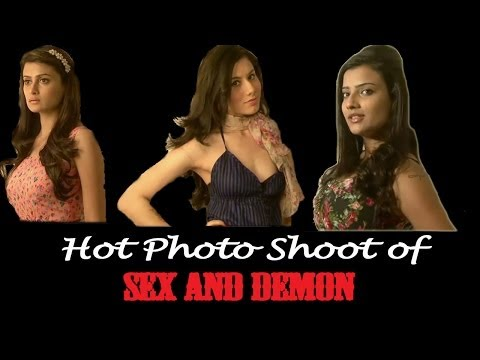 Exotic Photo Shoot Of  SEX And DEMON