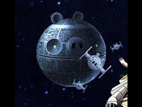 Angry Birds Star Wars Death Star level 22 1 stars