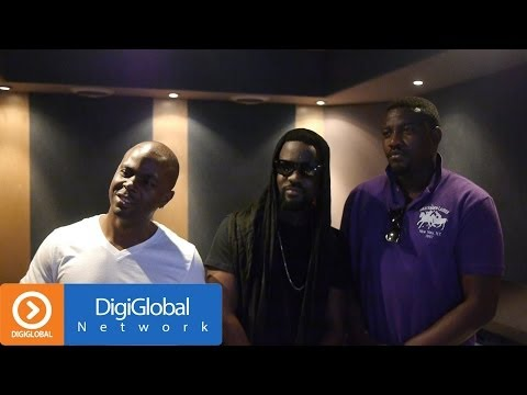 Sarkodie In Studio With Selasi And John Dumelo video