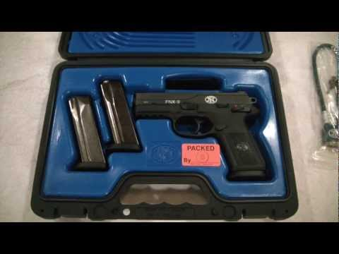 FNX-9 Review HD (minor problems resolved)