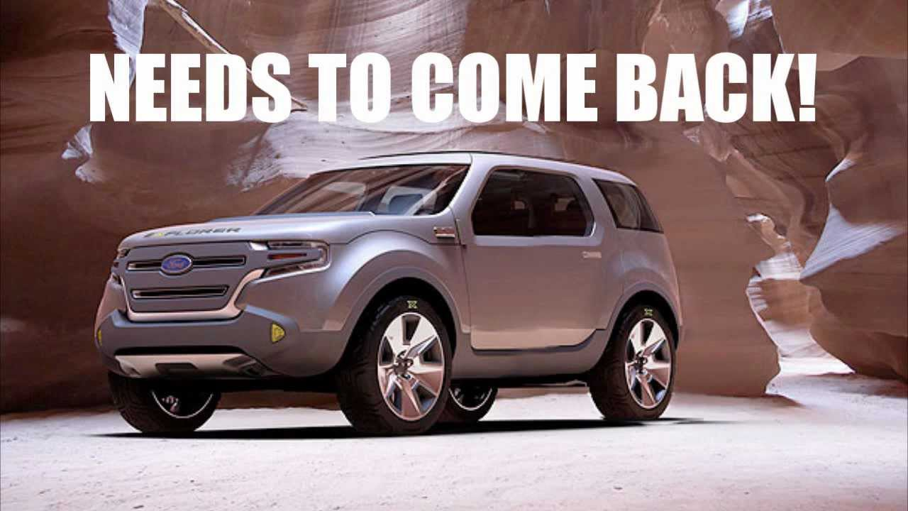 2014 FORD Bronco Concept design with Eco Boost 5.0 Turbo ...