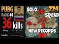 [Eng Sub] PUBG Rank 1 - Sadovnik 36 kills [EU] Solo vs Squad TPP -PLAYERUNKNOWN'S BATTLEGROUNDS #224 thumbnail