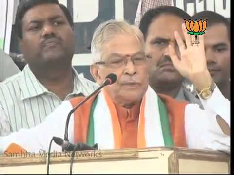 Speech during Bharat Bandh on FDI, LPG & Diesel Price Hike : Sh. Murli Manohar Joshi: 20.09.2012