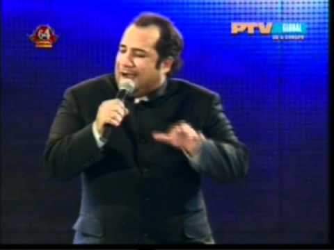 Rahet Fateh Ali Khan  PTV Award 2010 (O RE PIYA) Music Videos