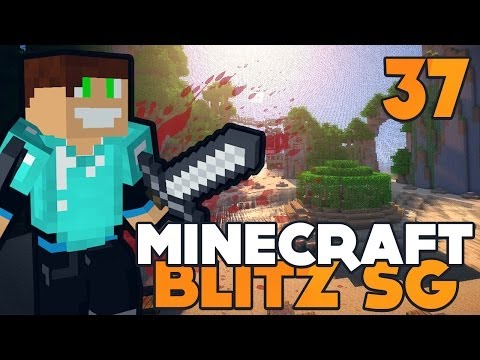 Minecraft Igrzyska Śmierci (Blitz SG) #37   Vertez. Ula & Purpose