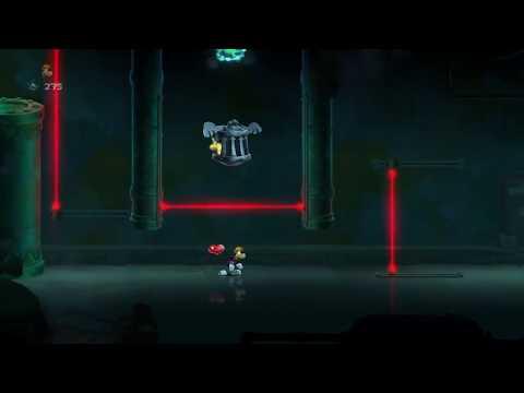 Rayman® Legends oceans 12 laser dance