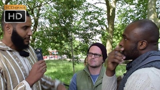 Video: God created Heavens and Earth in six 24-hour days - Mohammed Hijab vs Alex and PhD Josh 3/3