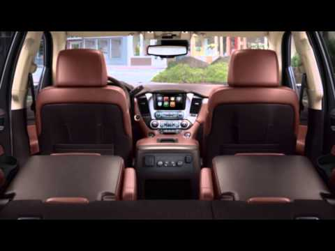2015 CHEVROLET TAHOE Video Brochure
