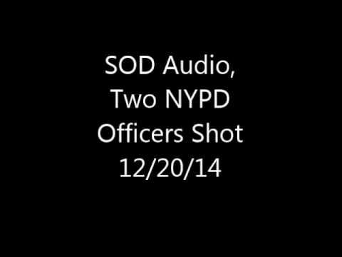 Radio Traffic: NYPD cop killings - 12/20/14
