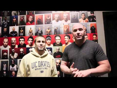 Dana White UFC on FX vlog