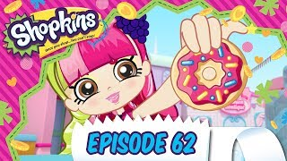 Shopkins Cartoon - Episode 62 - Shopkins Bring Europe To Jessicake Part 2 | Cartoons For Children