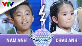 NAM ANH vs CHÂU ANH | VÒNG ĐỐI ĐẦU | TẬP 6 | BƯỚC NHẢY HOÀN VŨ NHÍ 2015 (SEASON 2)