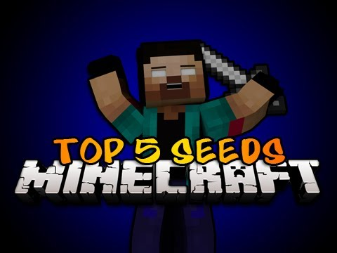 Minecraft: Top 5 Seeds for 1.7.2 [ Level Generation Seeds ]