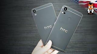 HTC Desire 10 pro & lifestyle Hands On