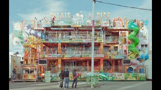 PALAIS DU RIRE WALKTROUGH FUN HOUSE FAIRGROUND PARIS